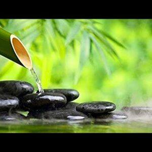 Evening Meditation Relaxing Music. Background for Yoga, Massage, Spa