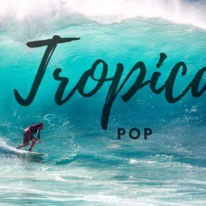 Happy Pop Dance Beat Instrumental Tropical, R&B