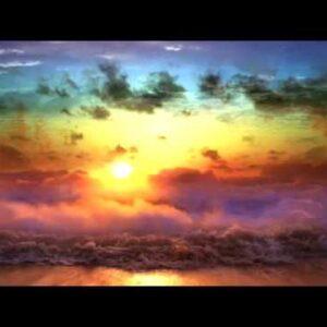 Deep Relaxing Sleep Meditation,Sea Healing Music,Deep Relaxation With Gentle Piano & Waves,Calming