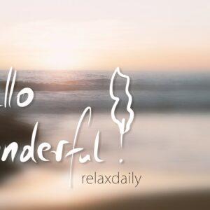 Hello Wonderful! [N°162]