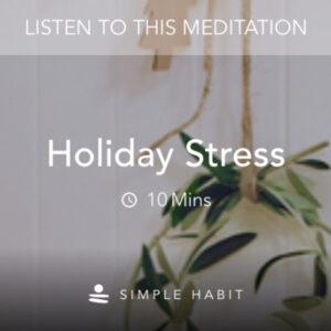 teacher spotlight how to manage holiday stress