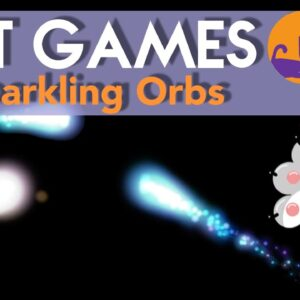 Games for CATS | ✨ Sparkling Orbs ✨| CAT TV