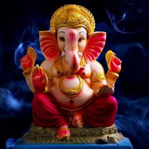 Ganesh Mantra for Prosperity & Abundance | Open Doors to Success & Good Luck | 11 Times