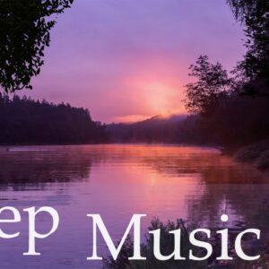 For a Good Night's Sleep 💤 Quiet Sleeping Music Harp anf Flute