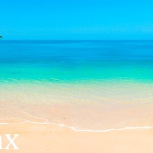 Soothing Music to Calm your Mind and Your Thoughts, Relaxing Music and Seascape