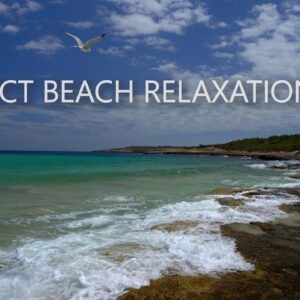 Perfect Beach Relaxation Playa de Millor 4K - Reiki Music w/ Nature Sounds For Spa, Massage, Relax