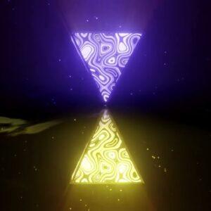 888Hz + 741Hz ⬖ Healing Pyramids ⬖ Infinite Abundance + Remove Toxins + Emotional & Spiritual Detox