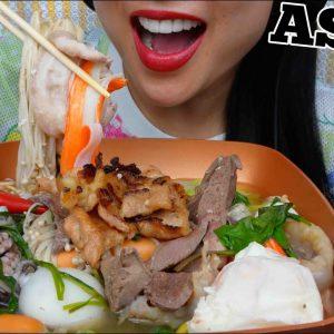 asmr sukiyaki e0b8abe0b8a1e0b8b9e0b881e0b8a3e0b8b0e0b897e0b8b0 cooking eating sounds light whispers sas asmr